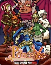 Princeless Tales of Girls Who Rock #1