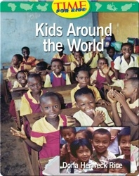 Kids Around the World: Upper Emergent (Nonfiction Readers)