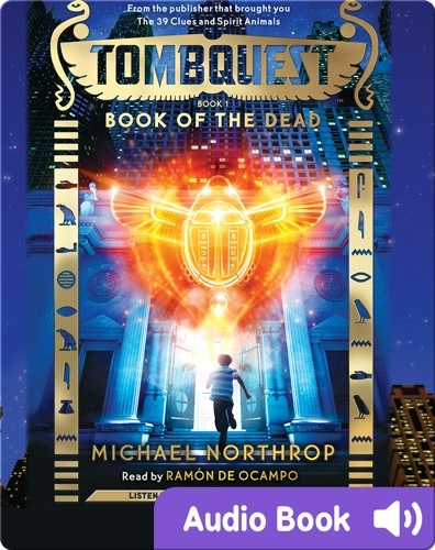 Tombquest #1: The Book of the Dead