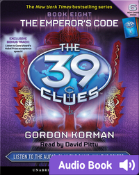 The 39 Clues Book #8: The Emperor's Code
