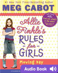 Allie Finkle's Rules for Girls Book #1: Moving Day