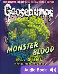 Classic Goosebumps #3: Monster Blood