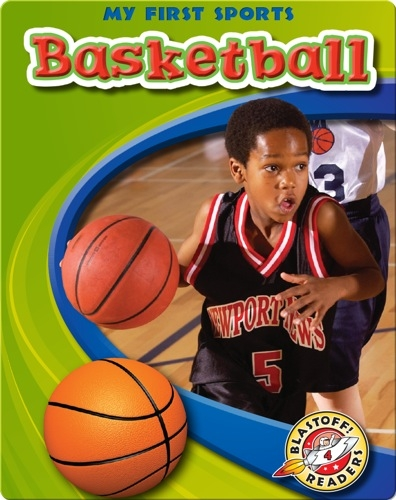 My First Sports: Basketball