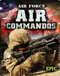U.S. Military: Air Force Air Commandos
