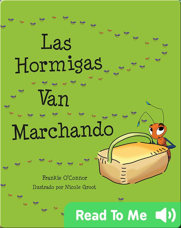 Las Hormigas Van Marchando