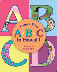 Baby's First ABC in Hawaii