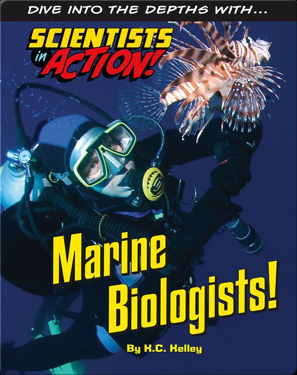 Marine Biologists!