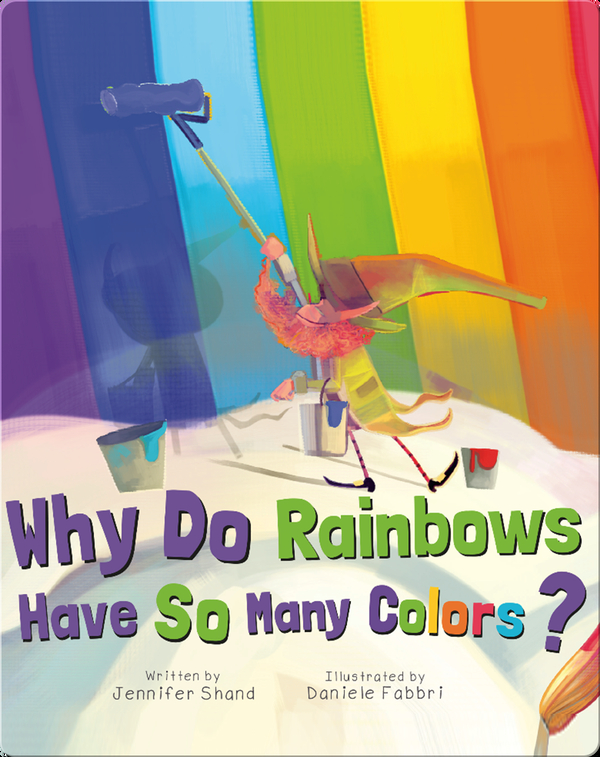 Why Do Rainbows Have So Many Colors?