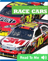 Machines at Work: Race Cars