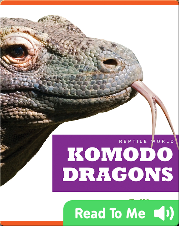 Reptile World: Komodo Dragons