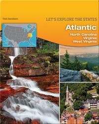 Atlantic: North Carolina, Virginia, West Virginia