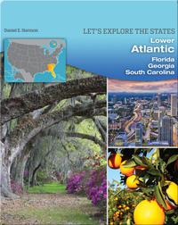 Lower Atlantic: Florida, Georgia, South Carolina