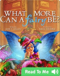 What More Can A Fairy Be?