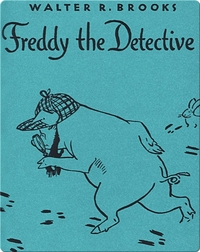 Freddy #3: Freddy the Detective
