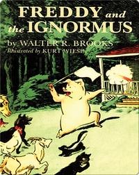 Freddy #8: Freddy and the Ignormus