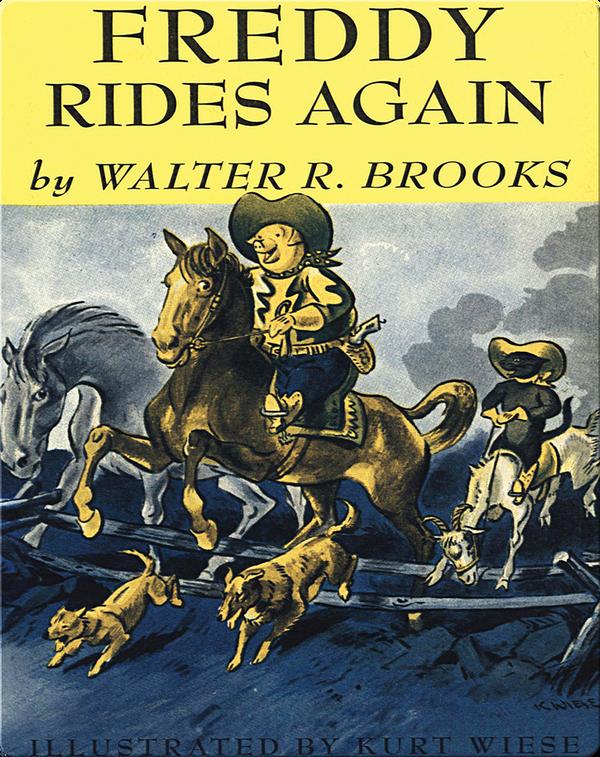 Freddy #18: Freddy Rides Again