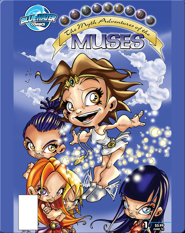 Myth Adventures of the Muses #1