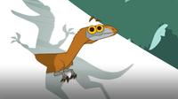 I'm a Sinosauropteryx