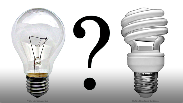 How Modern Light Bulbs Work