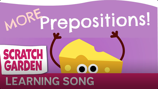 The More Prepositions Song