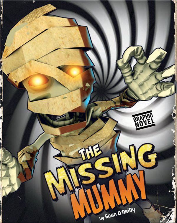Mighty Mighty Monsters: The Missing Mummy