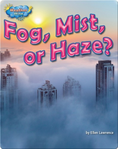 Fog, Mist, or Haze?
