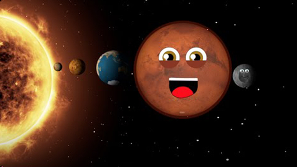 Planet Song for Kids / Mars Song
