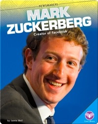 Mark Zuckerberg Creator of Facebook