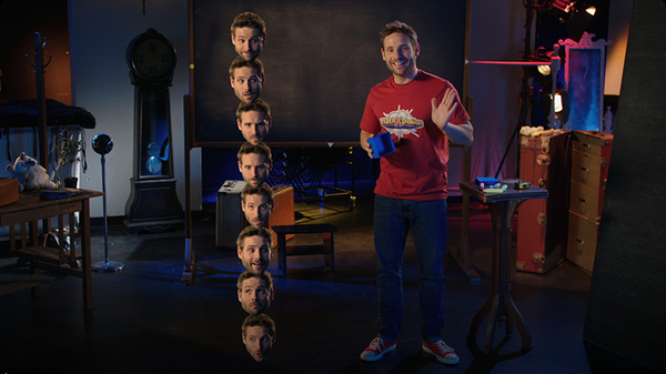 mathXplosion: Eight Heads Tall