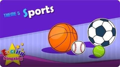 Sports - Let's play soccer!