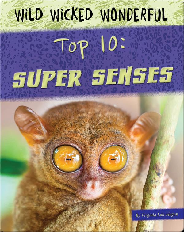 Top 10: Super Senses