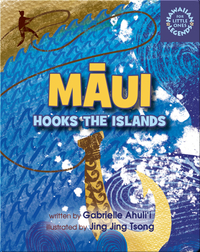 Maui Hooks the Islands