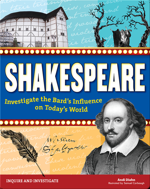 Shakespeare: Investigate the Bard's Influence on Today's World
