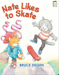 Nate Likes to Skate