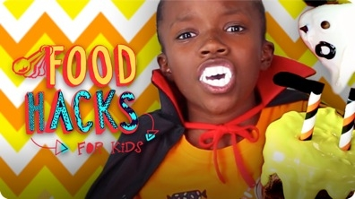 Halloween Hacks | FOOD HACKS FOR KIDS