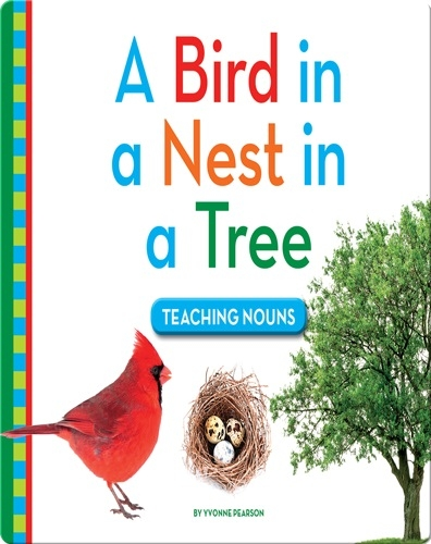 A Bird in a Nest in a Tree: Teaching Nouns