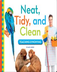 Neat, Tidy, and Clean: Teaching Synonyms
