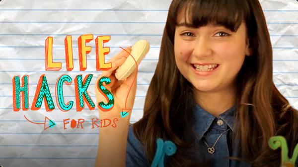 Lunch Hacks | LIFE HACKS FOR KIDS