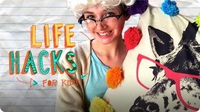 Yay! Yarn Hacks | LIFE HACKS FOR KIDS