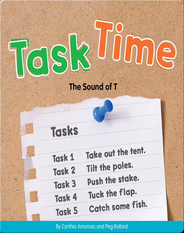 Task Time: The Sound of T