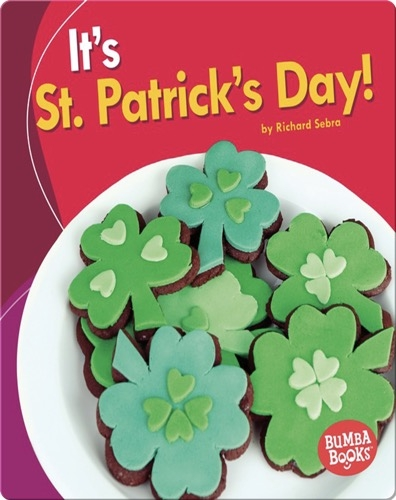 It's St. Patrick's Day!