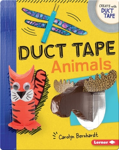 Duct Tape Animals