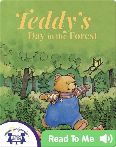 Teddy's Day in the Forest