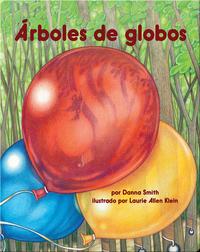 Los árboles de globos