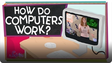 SciShow Kids: How Do Computers Work?