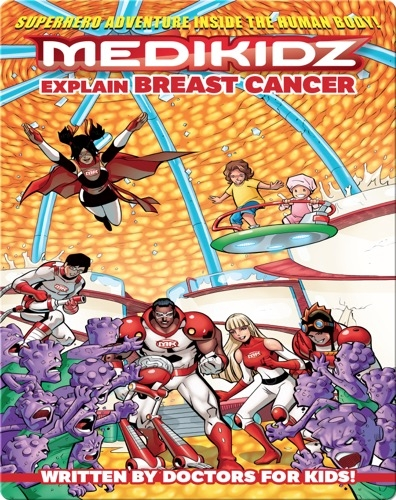 Medikidz Explain Breast Cancer