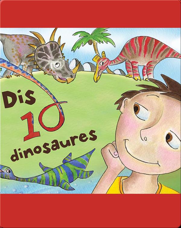 Dis dix dinosaures