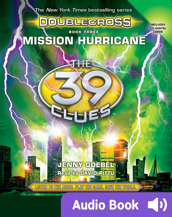 The 39 Clues: Doublecross, Book 3: Mission Hurricane