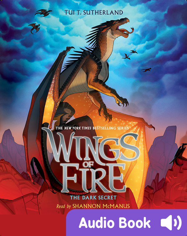 Wings of Fire #4: The Dark Secret