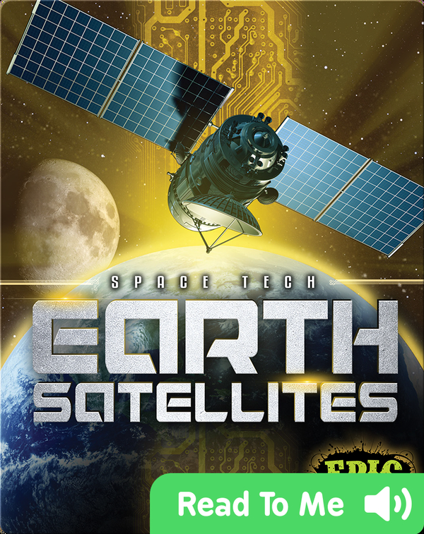 Space Tech: Earth Satellites